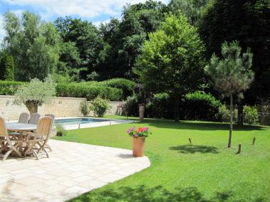 Piscine extérieur Aqua Garden Essarts-le-Roi
