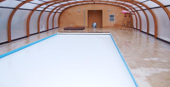 Couverture piscine Aqua Garden les Essarts-le-Roi